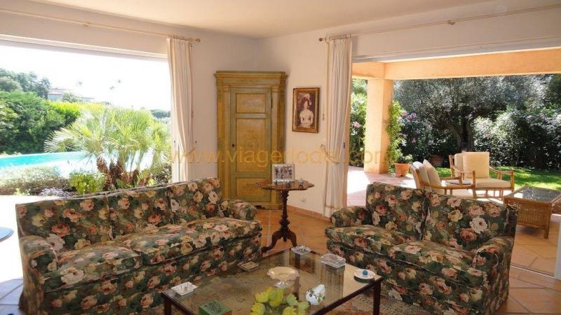 Vendita nell' vitalizio di vita casa Sainte-maxime 1045000€ - Fotografia 5