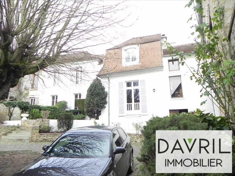 Vente de prestige maison / villa Jouy le moutier 1080000€ - Photo 8