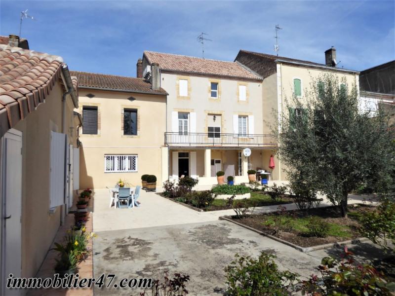 Sale building Sainte livrade sur lot 319000€ - Picture 1