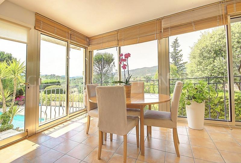 Vente de prestige maison / villa Mandelieu la napoule 995000€ - Photo 6