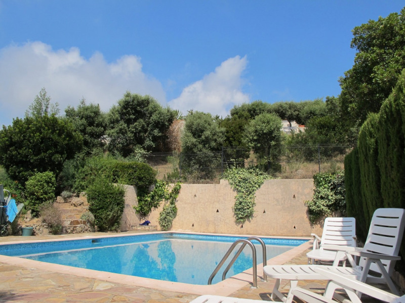 Vacation rental house / villa Les issambres 1 810€ - Picture 4