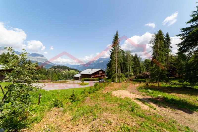 Vente terrain Combloux 330000€ - Photo 2