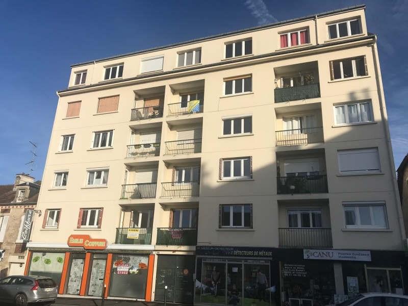 Sale apartment Caen 107000€ - Picture 1