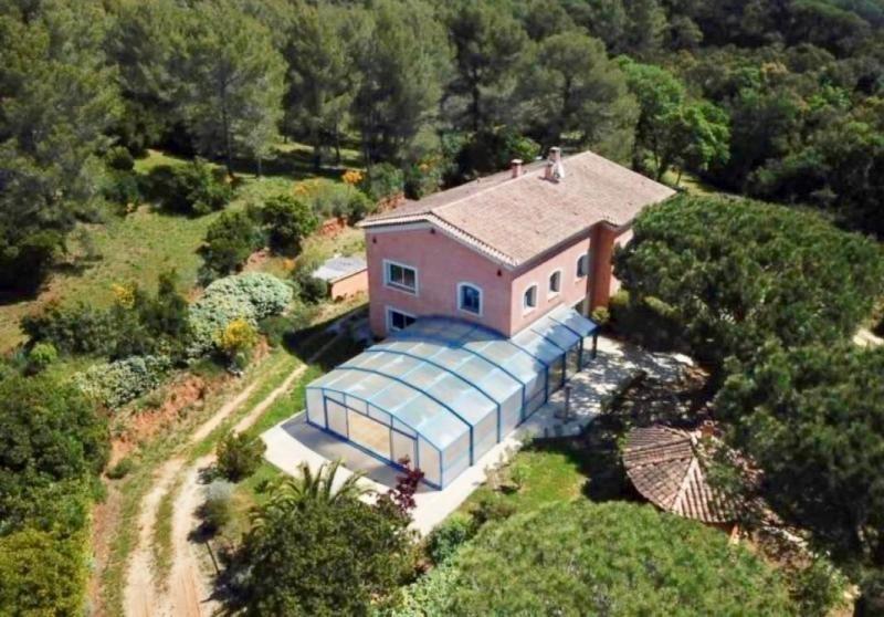 Vente de prestige maison / villa La londe les maures 1020000€ - Photo 1