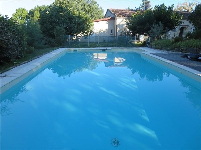 Sale house / villa Roquepine 291500€ - Picture 3