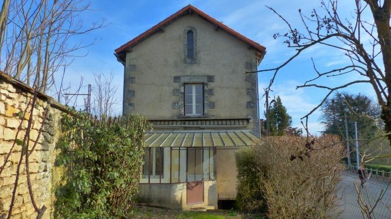 Vente maison / villa Chasseneuil du poitou 119900€ - Photo 1
