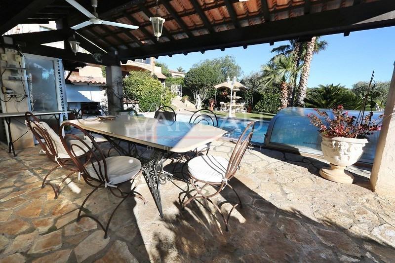 Vente de prestige maison / villa Golfe-juan 1102500€ - Photo 7
