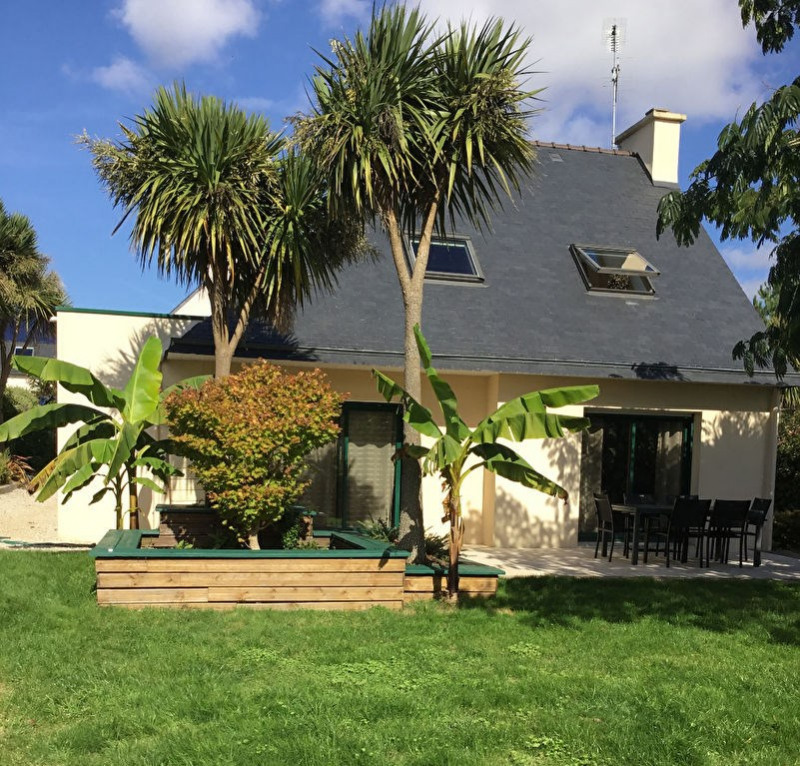 Vente maison / villa Gouesnach 288750€ - Photo 1