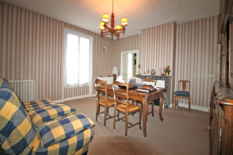 Vente maison / villa Besse sur braye 67500€ - Photo 2