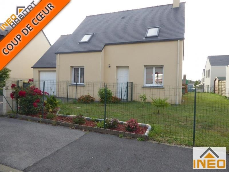 Vente maison / villa Geveze 244400€ - Photo 1