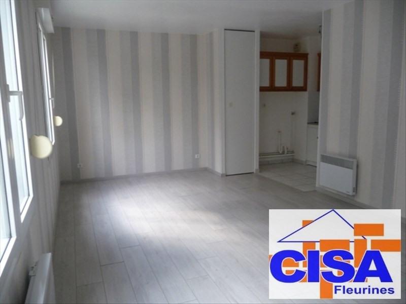 Location appartement Fleurines 450€ CC - Photo 1