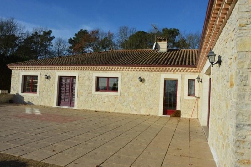 Vente maison / villa Douzillac 480000€ - Photo 1