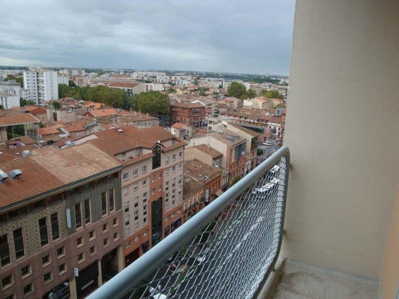 Rental apartment Toulouse 625€ CC - Picture 1