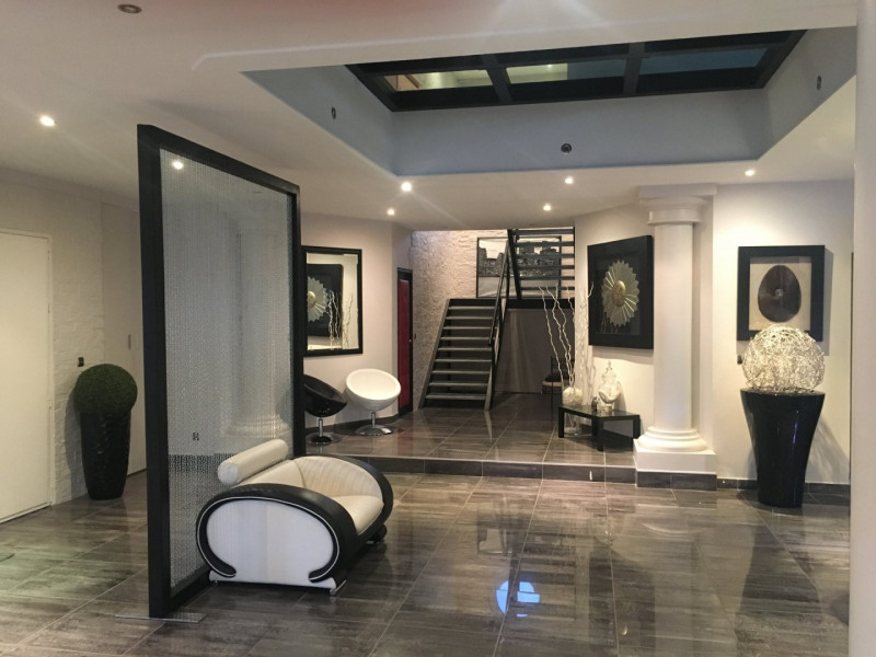Vente de prestige maison / villa Chonas-l'amballan 617000€ - Photo 1
