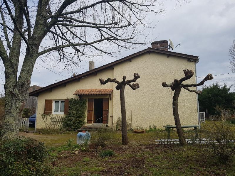 Sale house / villa St martin de coux 107000€ - Picture 1