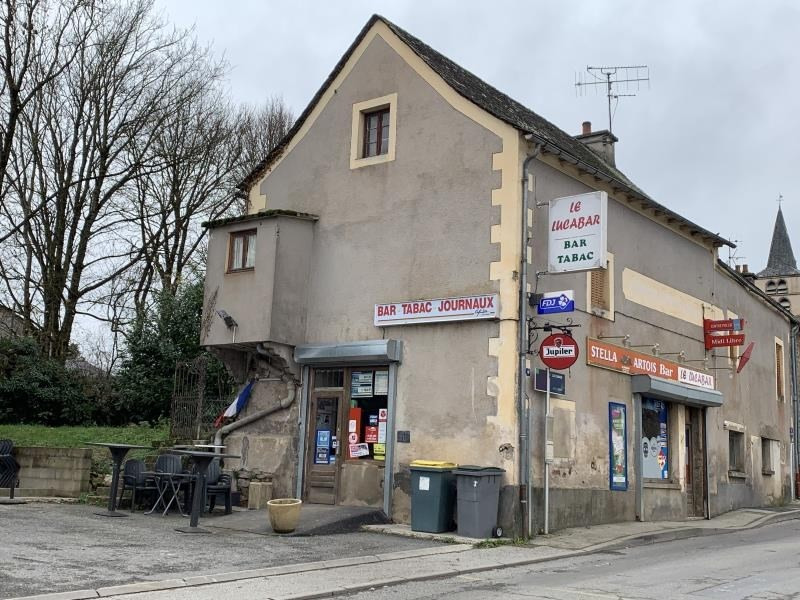 Sale building Luc 95 300€ - Picture 1
