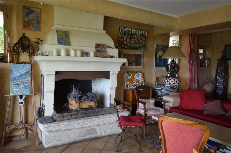 Deluxe sale house / villa Venasque 695000€ - Picture 6