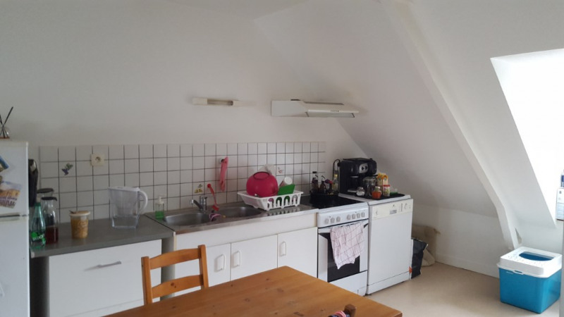 Rental apartment Quimperle 446€ CC - Picture 2