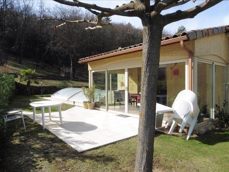 Sale house / villa Saint pierre de boeuf 345000€ - Picture 3