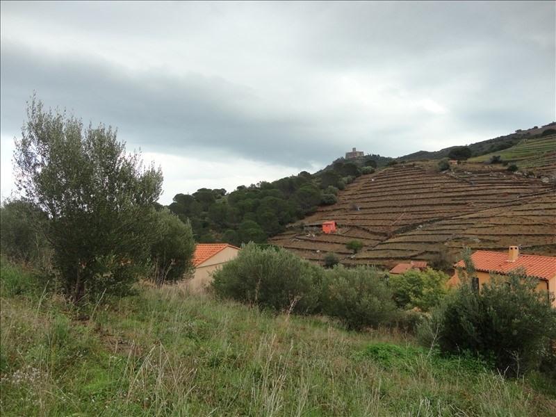 Vente terrain Collioure 255000€ - Photo 3