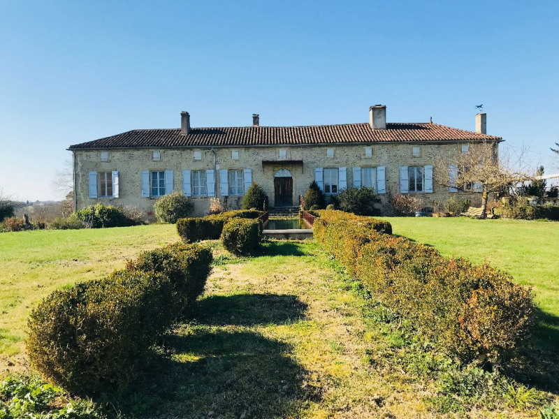 Deluxe sale house / villa Riscle 975 000€ - Picture 1