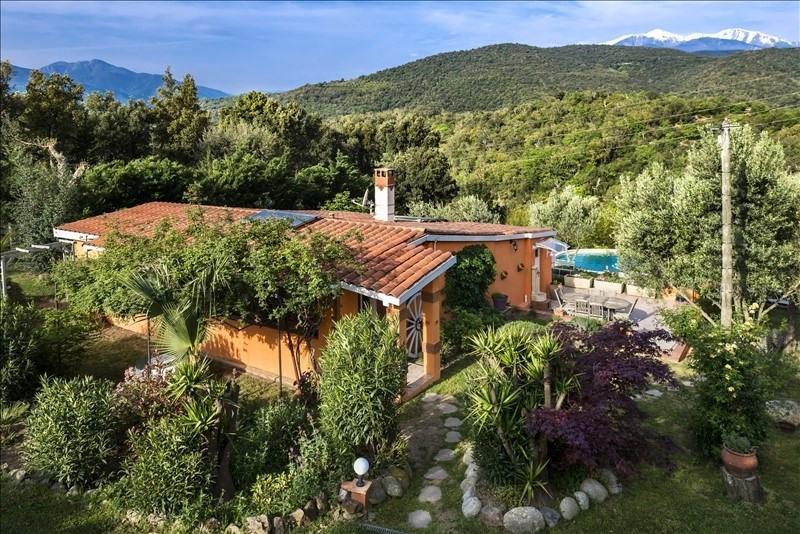 Vente maison / villa Oms 400000€ - Photo 2