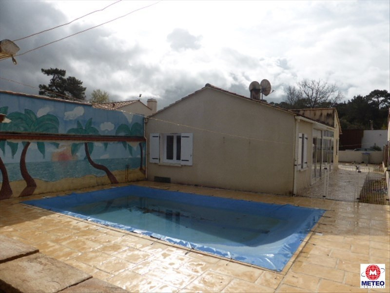 Sale house / villa La tranche sur mer 327900€ - Picture 1