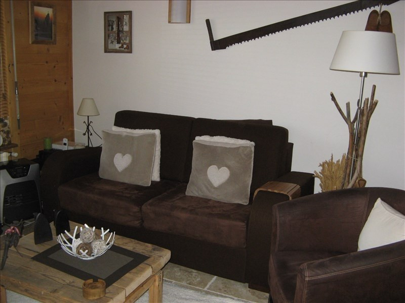 Rental apartment 74700 692€ CC - Picture 2