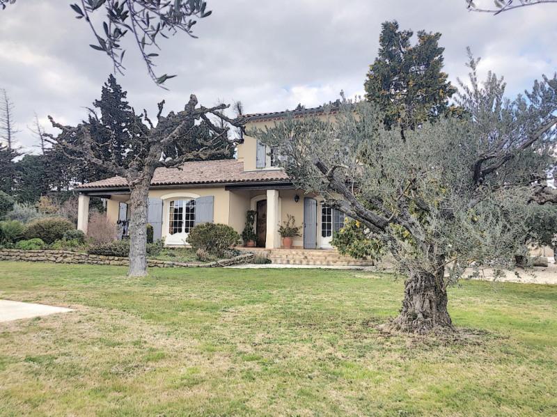 Vente de prestige maison / villa Graveson 716000€ - Photo 1