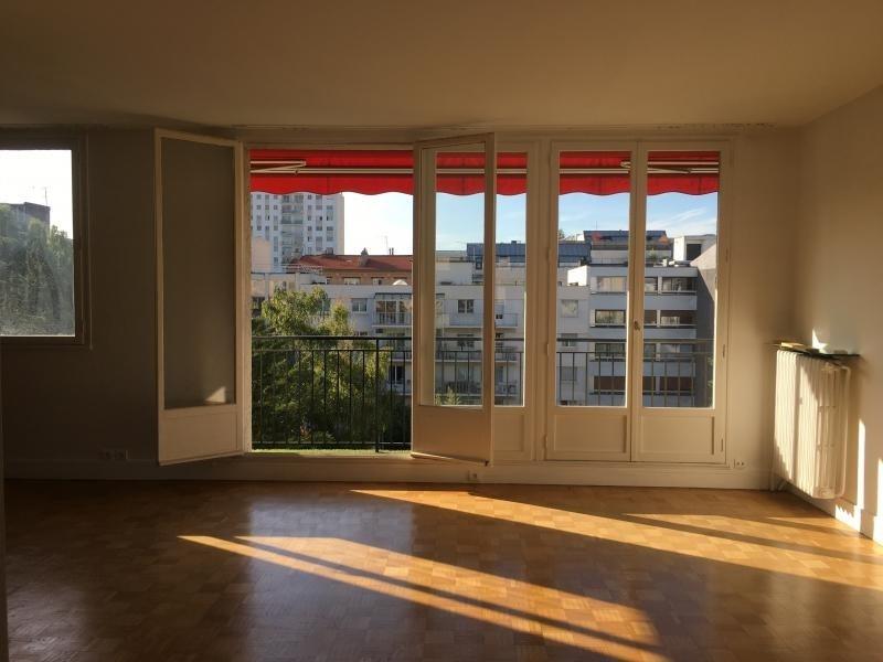 Rental apartment Boulogne billancourt 1965€ CC - Picture 1