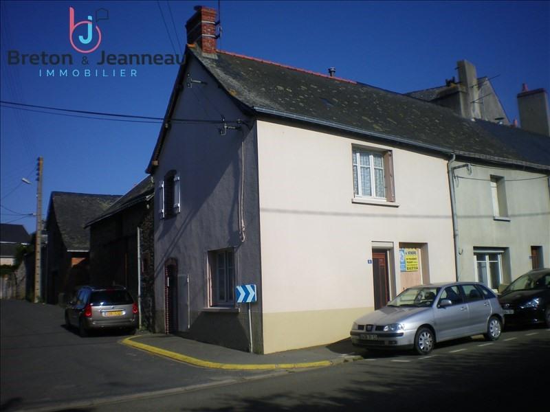 Maison de village la baconniere - 4 pièce (s) - 48 m²