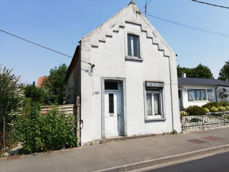 Sale house / villa Wahagnies 65 000€ - Picture 1