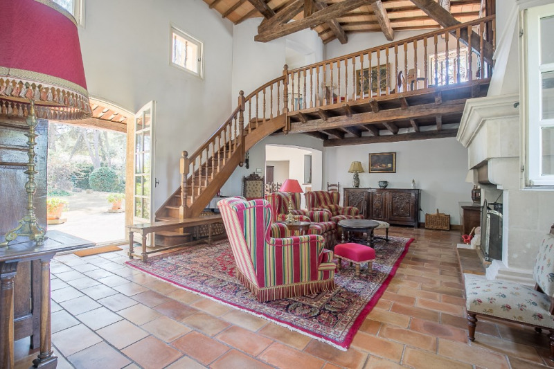 Vente de prestige maison / villa Cabries 750000€ - Photo 7