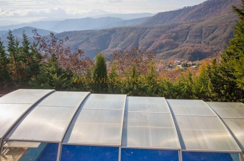 Пожизненная рента дом Lucéram 440000€ - Фото 5