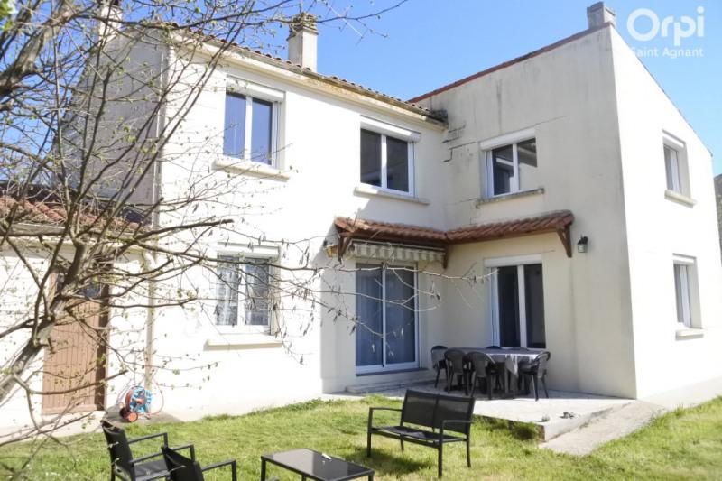 Sale house / villa Trizay 189900€ - Picture 1