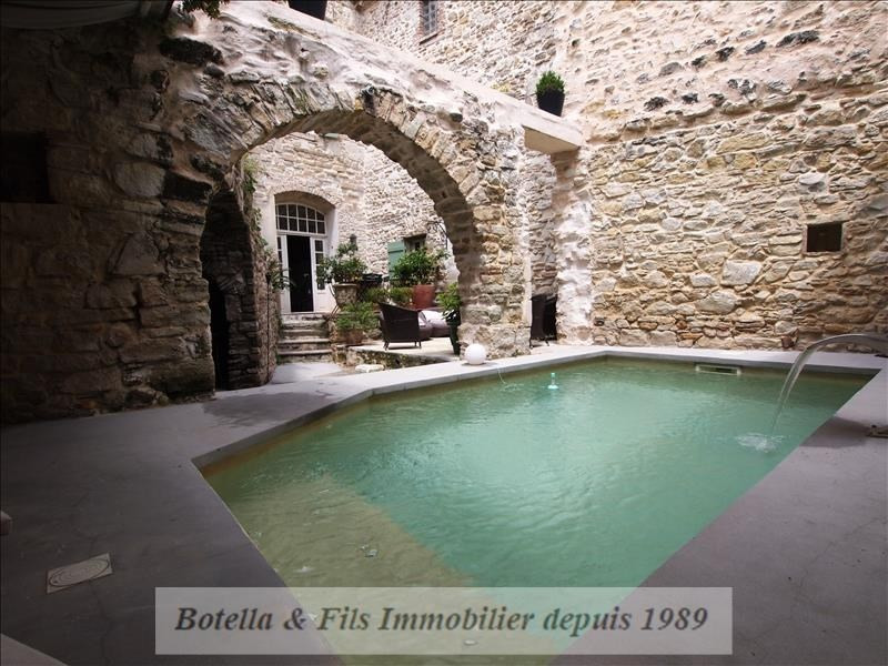 Deluxe sale chateau Uzes 595 000€ - Picture 4