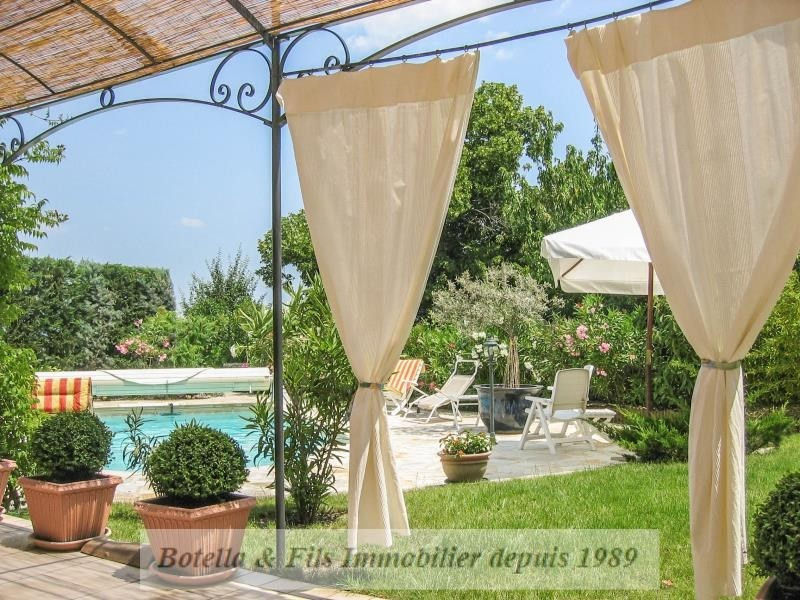 Immobile residenziali di prestigio casa Barjac 446000€ - Fotografia 16