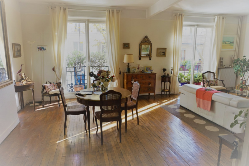 Short-term rental apartment Neuilly sur seine 3000€ - Picture 8