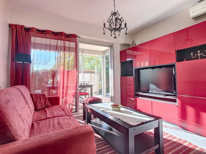 Sale apartment Cagnes sur mer 168000€ - Picture 1