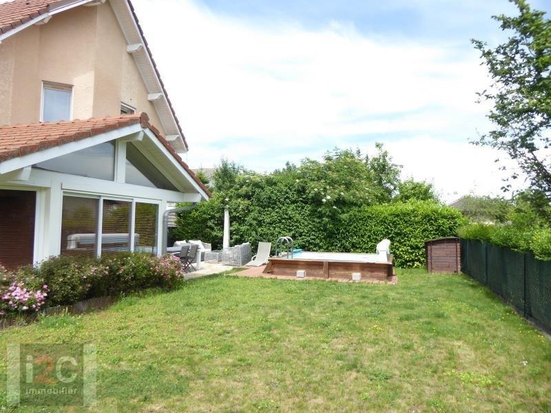 Vendita casa Crozet 650000€ - Fotografia 8
