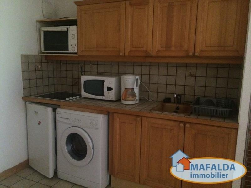 Sale apartment Mont saxonnex 117000€ - Picture 2