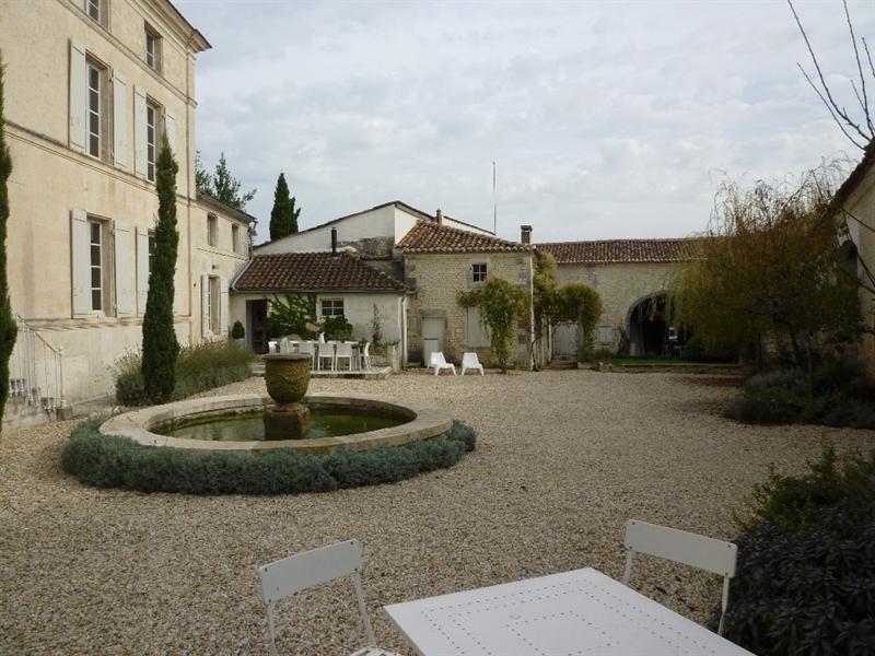 Venta de prestigio  casa Angeac champagne 780000€ - Fotografía 6