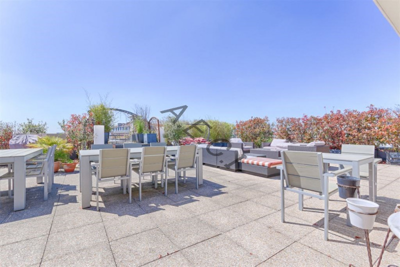 Deluxe sale house / villa Colombes 1190000€ - Picture 2