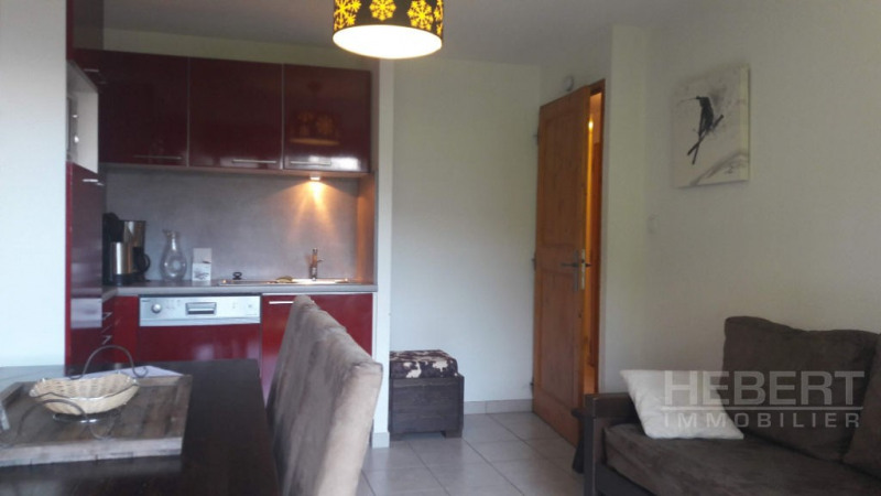 Investment property apartment Saint gervais les bains 240 000€ - Picture 3