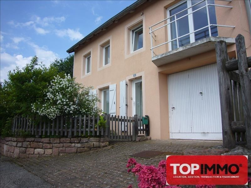 Sale house / villa Saales 117 000€ - Picture 1
