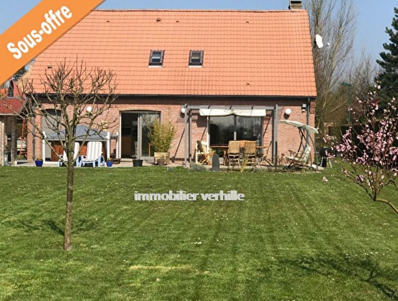 Vente maison / villa Fleurbaix 435000€ - Photo 1