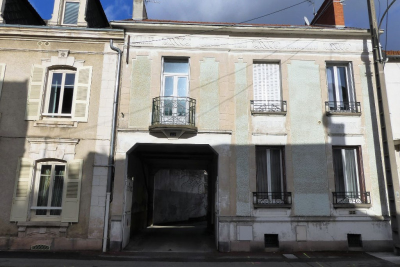 Investment property building Montlucon 145 000€ - Picture 1