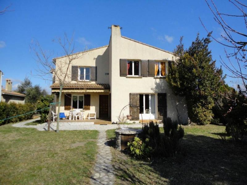 Sale house / villa Entraigues sur la sorgue 410000€ - Picture 1