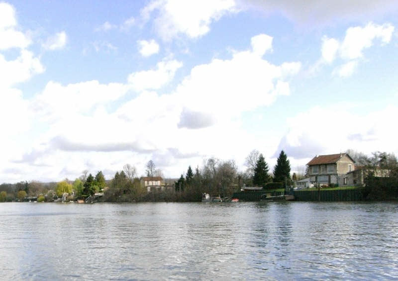 Vente terrain Villennes sur seine 21000€ - Photo 3
