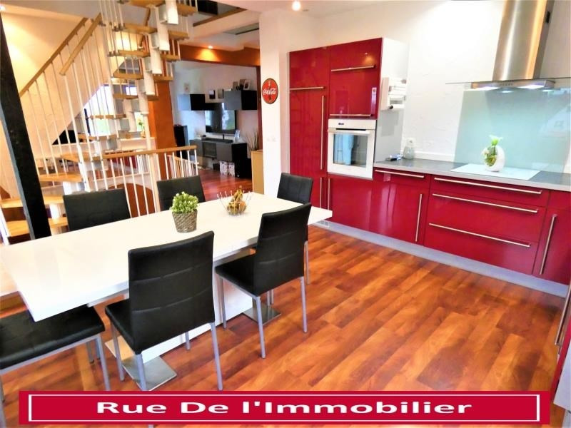 Sale apartment Herrlisheim 178300€ - Picture 2